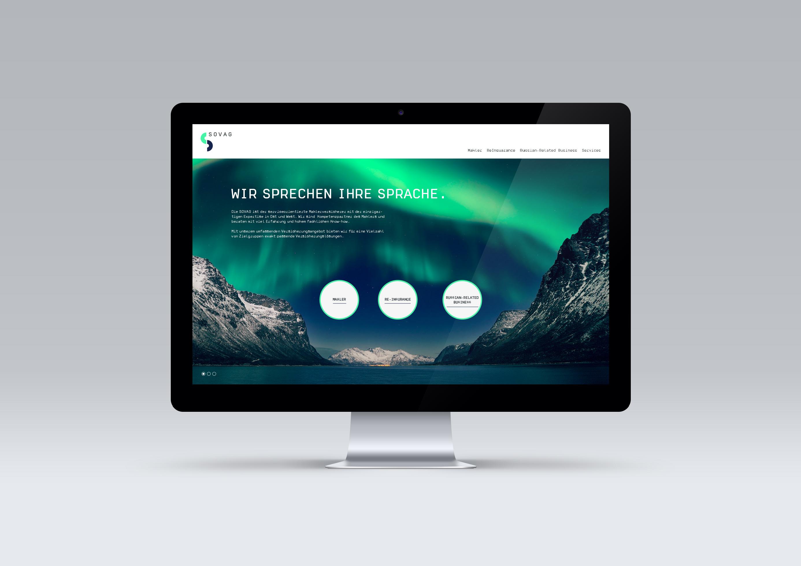 SOVAG Website
